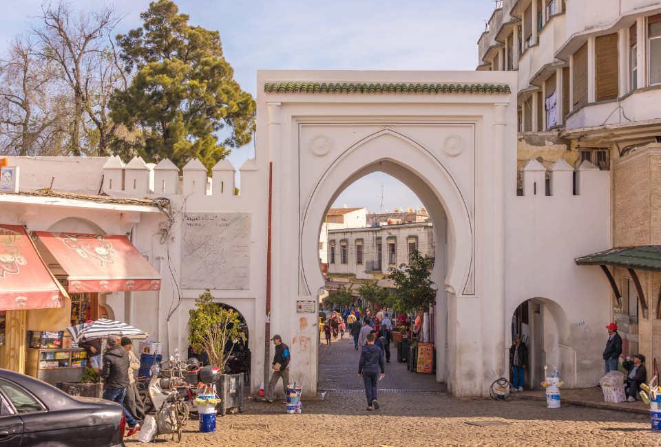 tangier round trip morocco