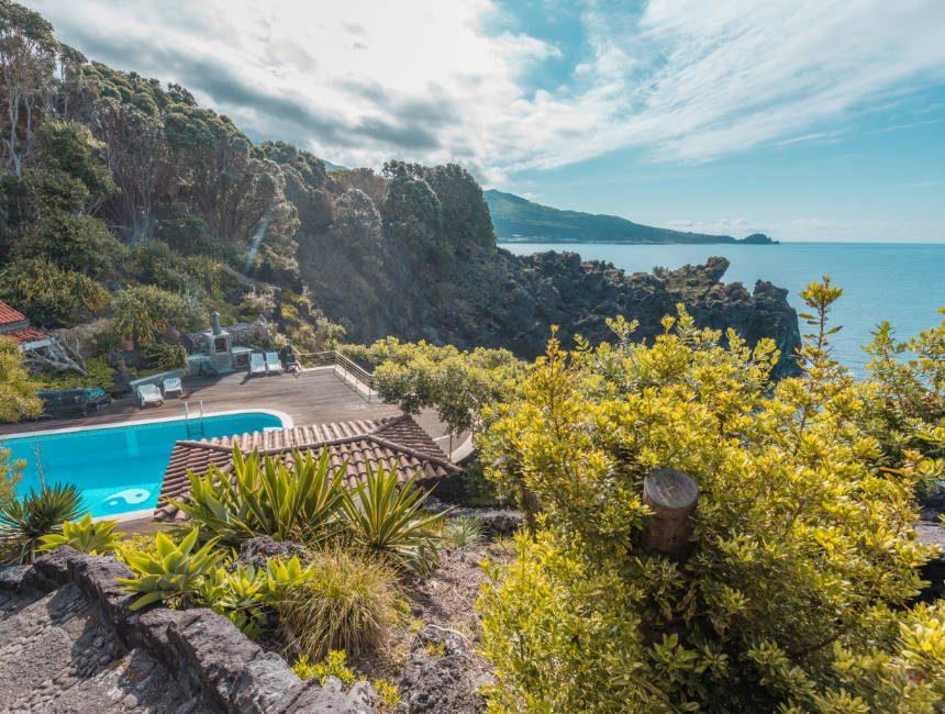 Aldeia da fonte hotel azoren pico