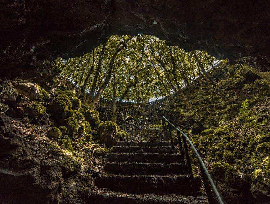 Azoren Vulkan Besuchen