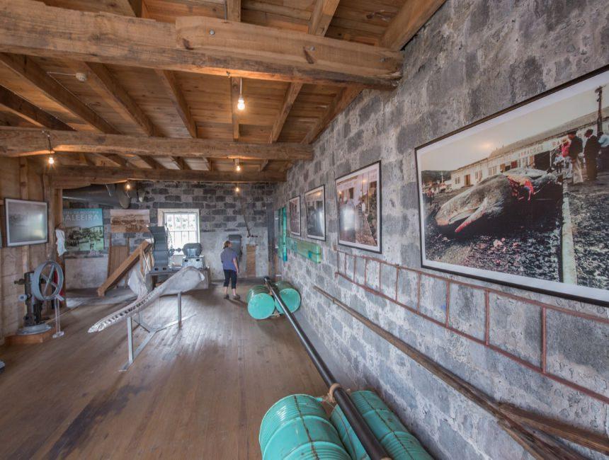 Azoren Sehenswürdigkeiten Pico Musea da industria baleeira