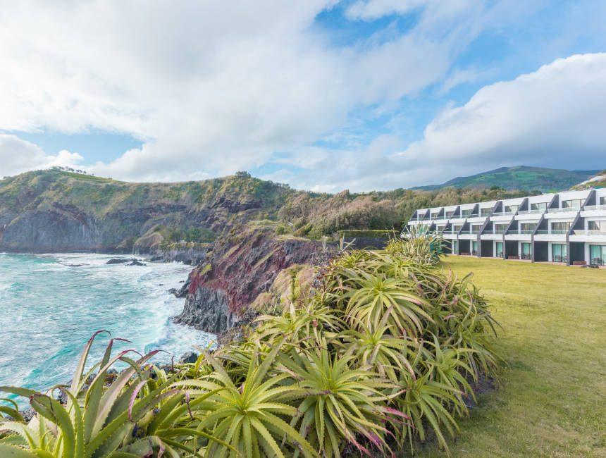 Caloura Hotel Resort Sao Miguel