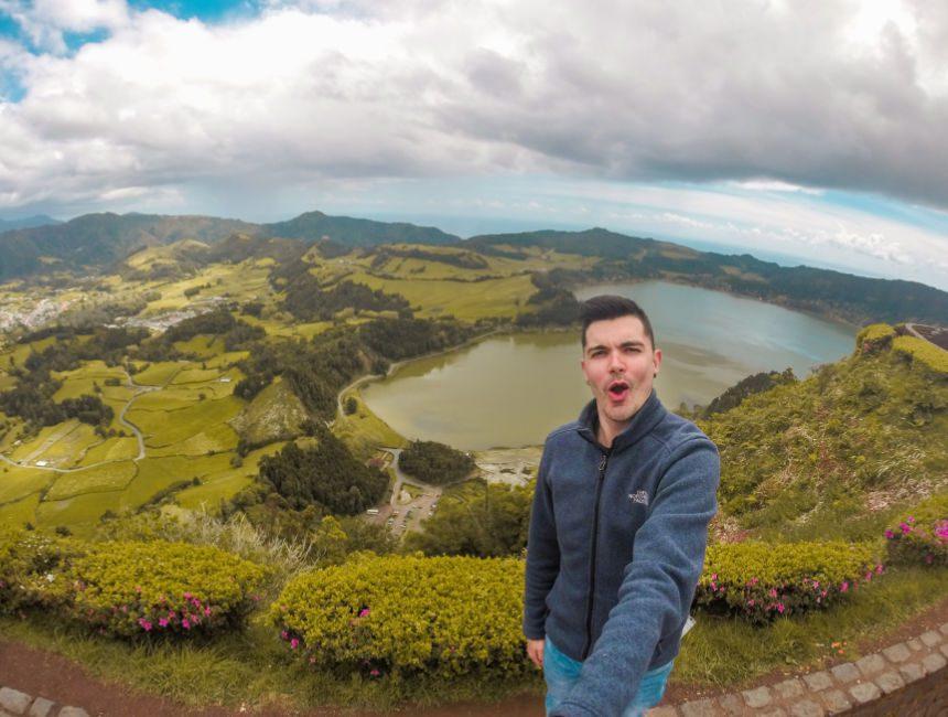 Lagoa das Furnas Azoren Inseln