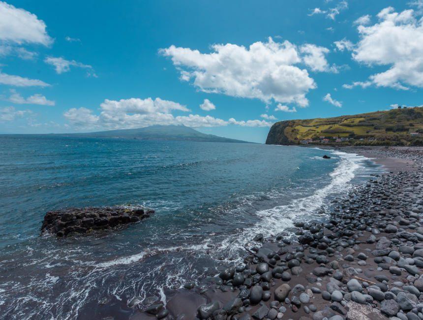 Praia do Almoxarife Faial