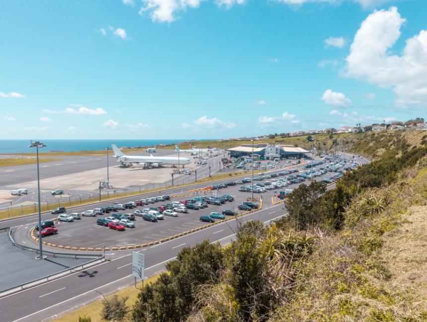 Rundreise Azoren Ponta Delgada Airport
