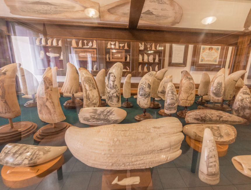Scrimshaw Museum Faial Sehenswürdigkeiten Azoren