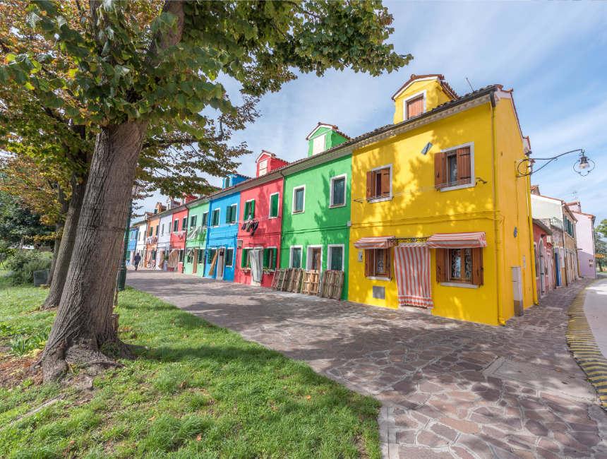 Aktivitäten Venedig Burano