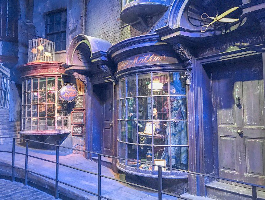 Aktivitäten London Harry Potter