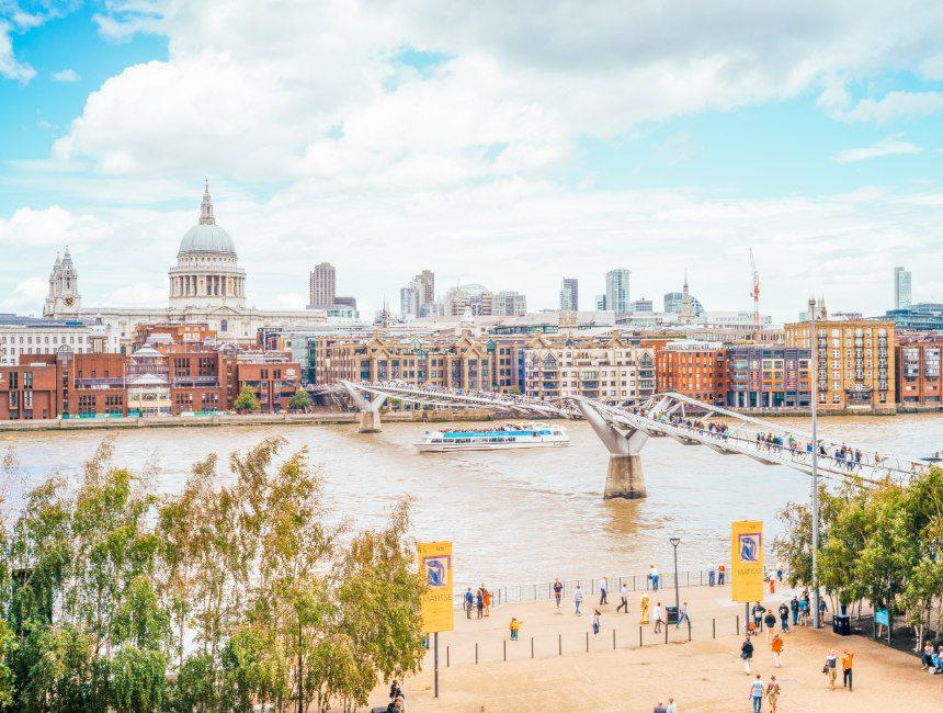 Bootsfahrt London Aktivitäten