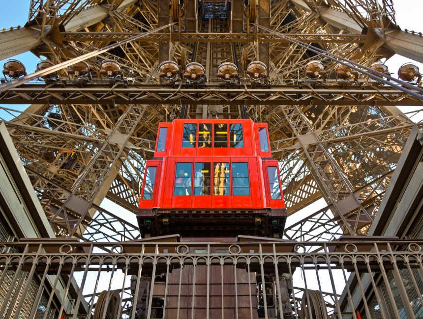 Eiffelturm ohne anstehen tickets