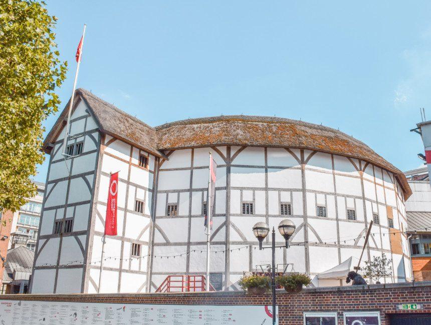 Globe Theater Shakespeare