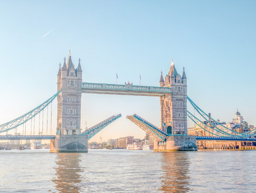 London highlights Tower Bridge