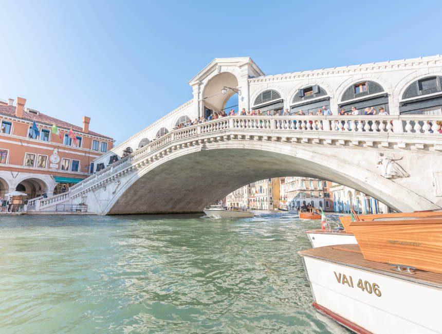 Rialtobrücke Venedig Sehenswürdigkeiten