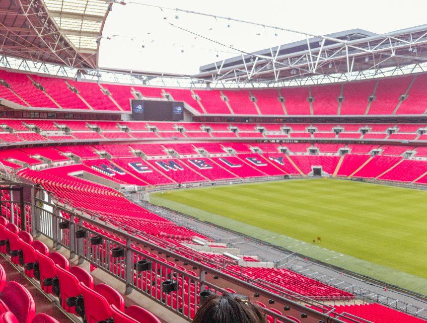 Sehenswertes London Wembley Stadion