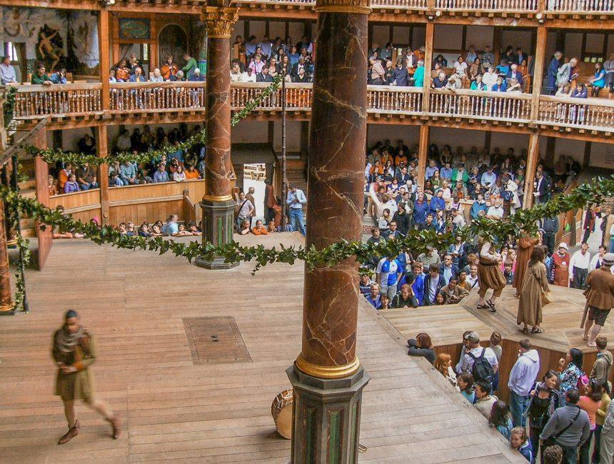 Sehenswertes London Shakespeare Globe Theater