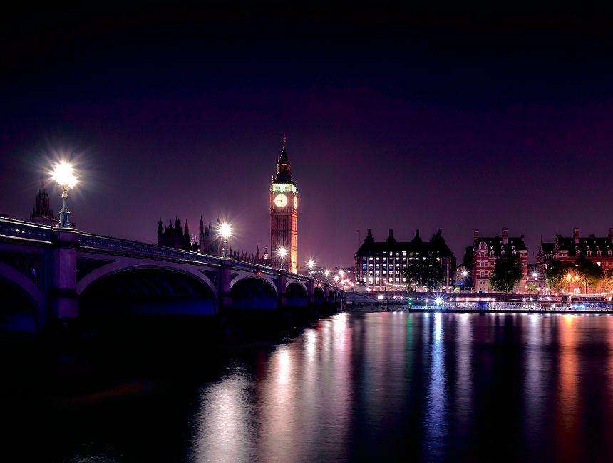 Sehenswuerdigkeiten London Westminster