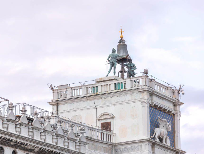 Torre dell'Orologio Venedig