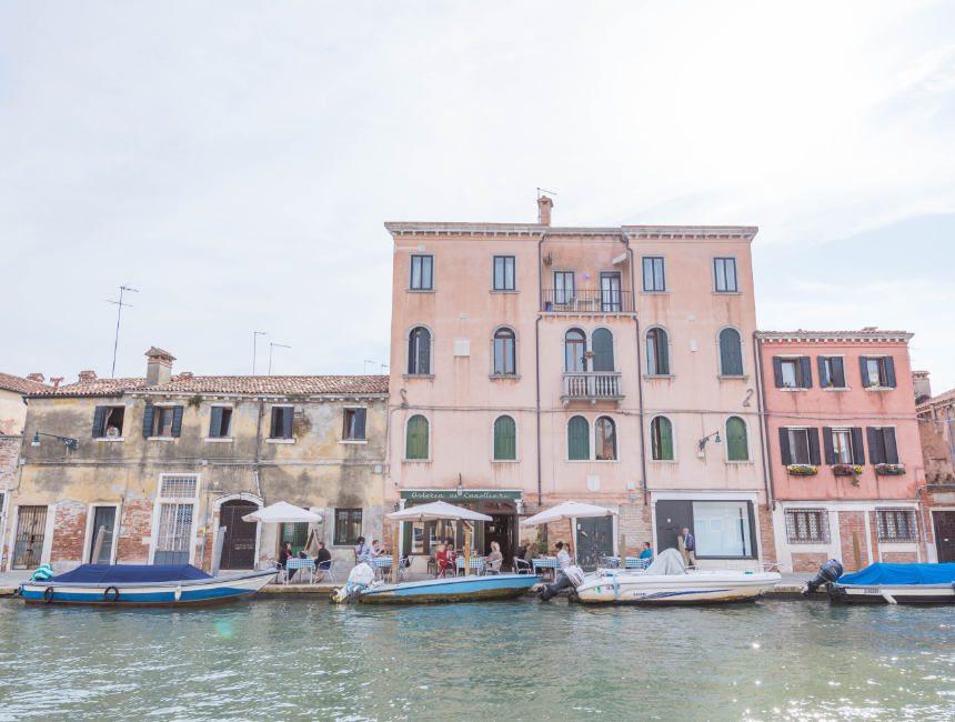Cannaregio Venedig