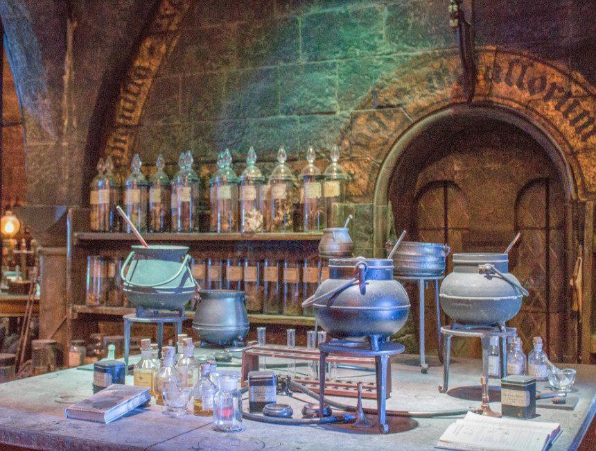 Harry Potter Warner Brothers Studio tour London Sehenswuerdigkeiten