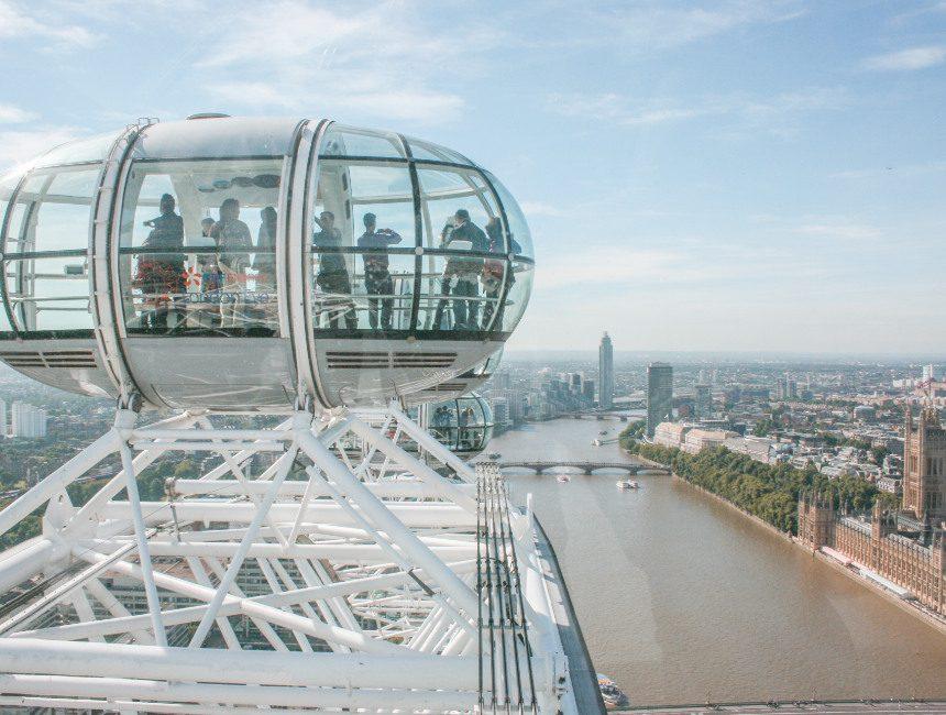 London Eye Sehenswürdigkeiten London