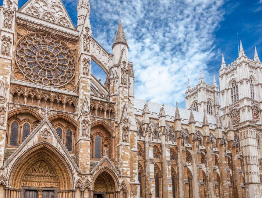 London Interessante Orte Westminster Abbey
