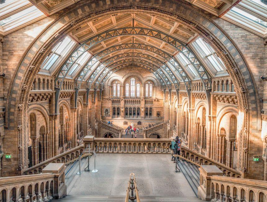 National History Museum London Interessante Orte