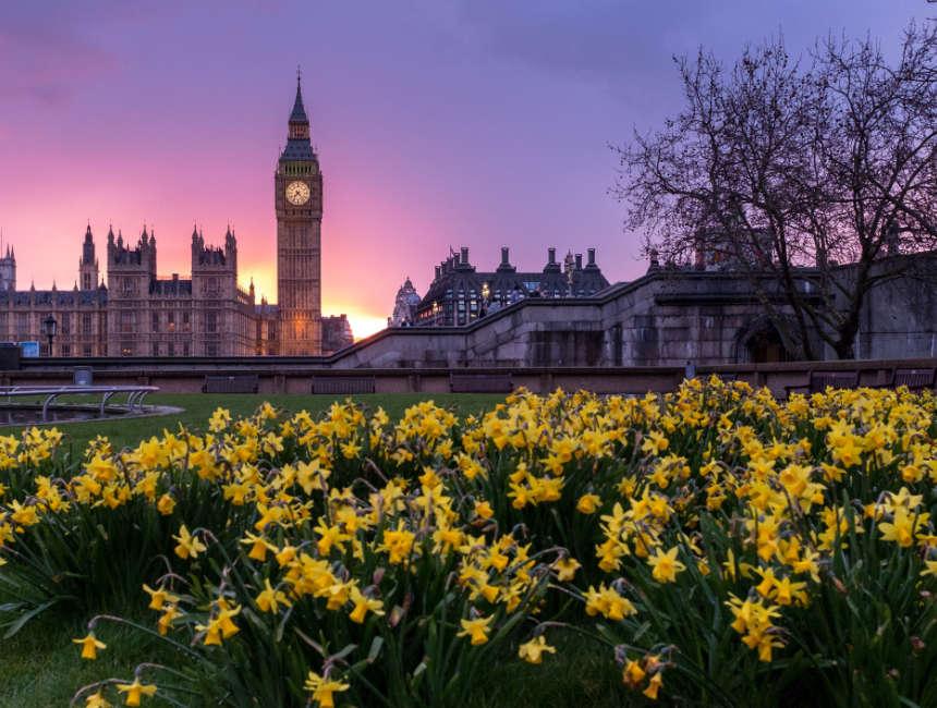 Sehenswuerdigkeiten London