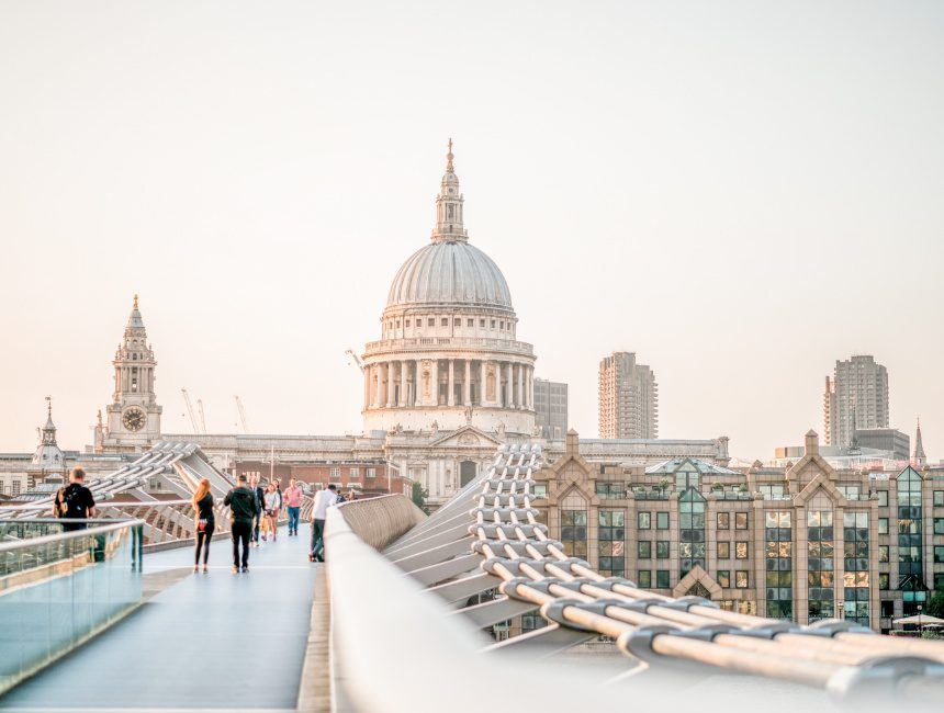 St Paul's Cathedral London Interessante Orte