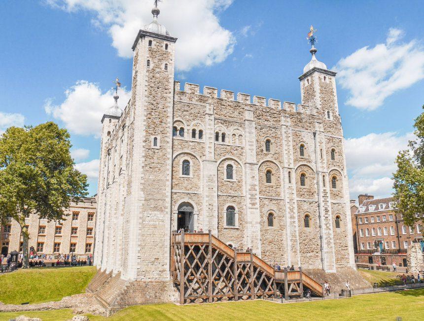 Tower of London Attraktionen