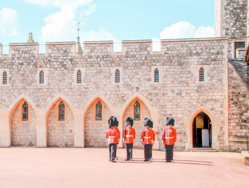 Windsor Castle Ausflüge London