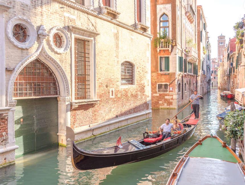 Gondel fahren Venedig Preis