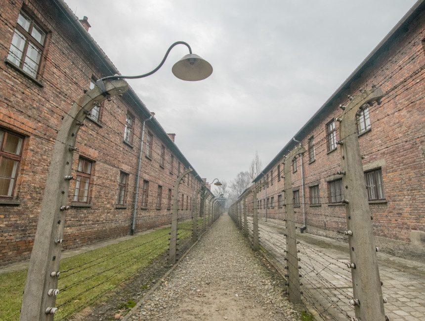 Auschwitz besichtigung