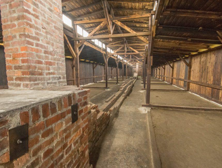 Auschwitz besuchen Birkenau
