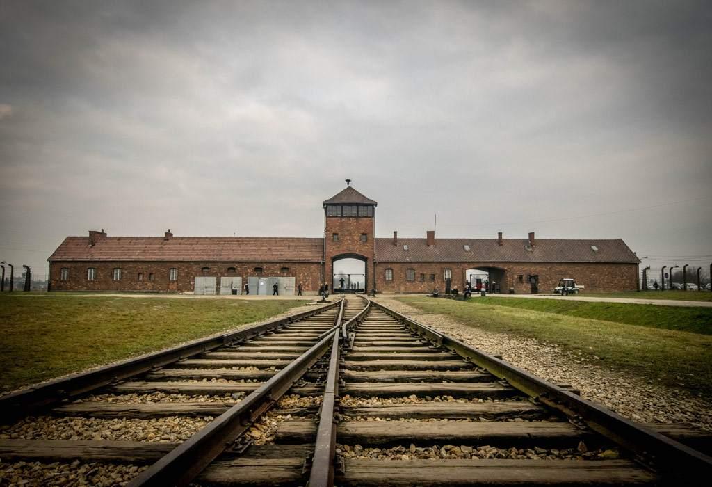 Auschwitz birkenau blog