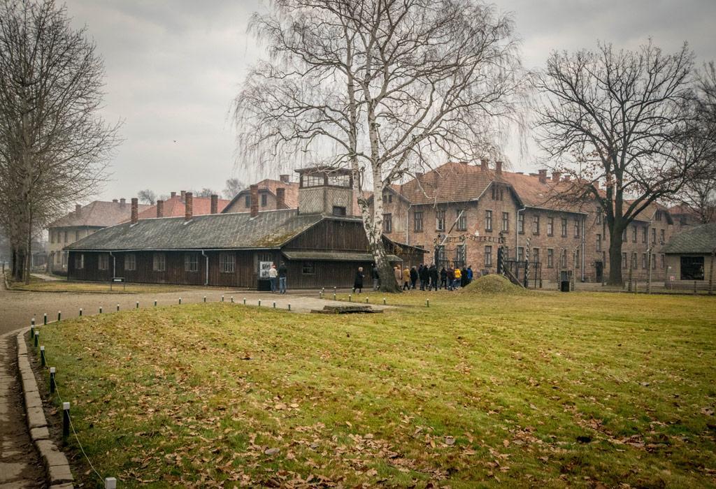 Besuch Auschwitz