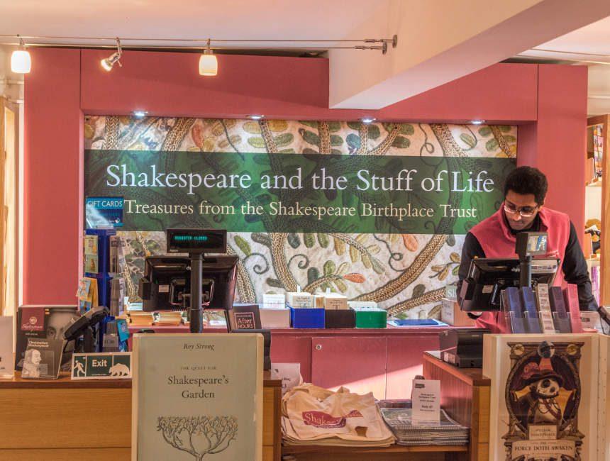 Shakespeare Geburtsort