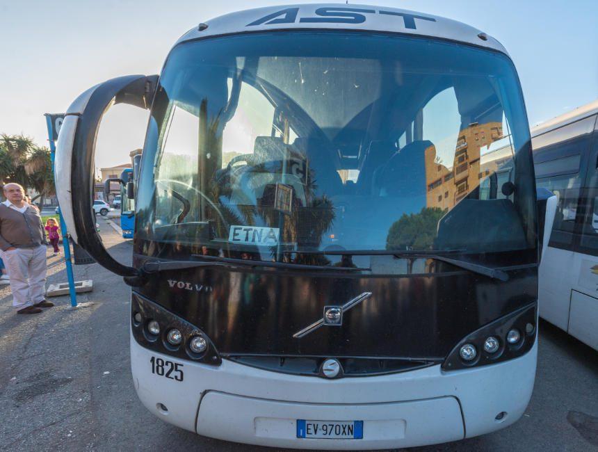 AST Bus Catania Ätna