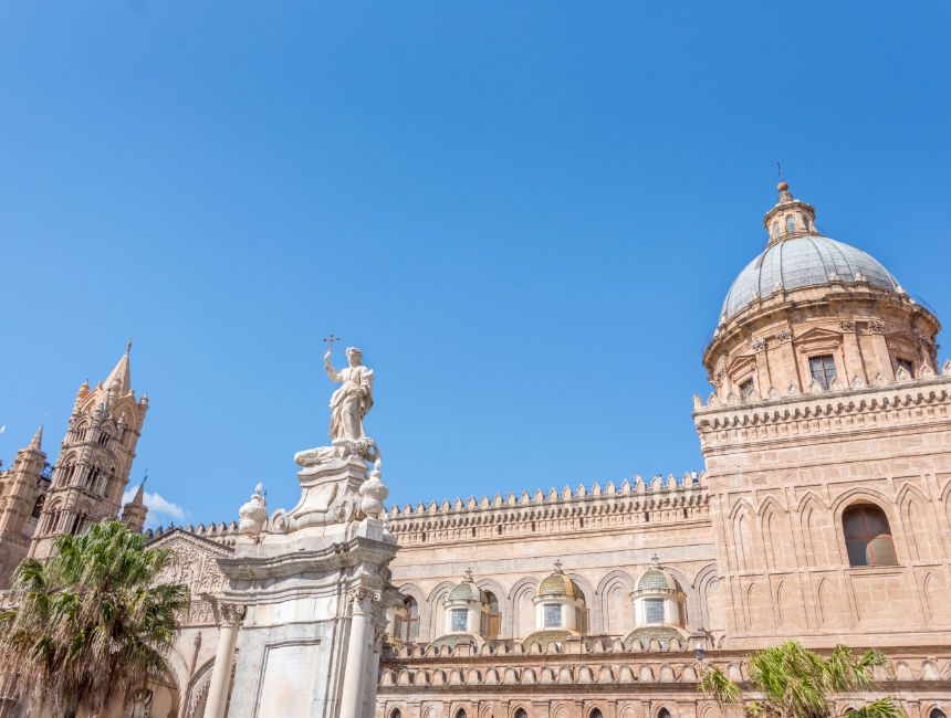 Sehenswuerdigkeiten Palermo Kathedrale