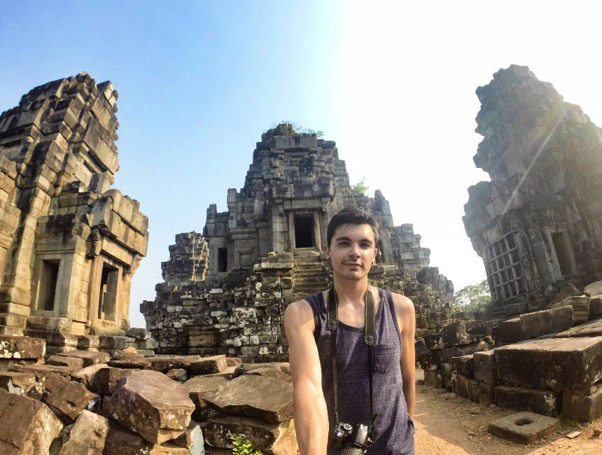 Angkor Wat besuchen