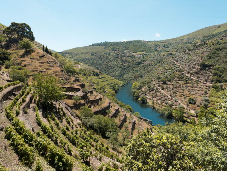 Ausflugziele Porto Douro Tal