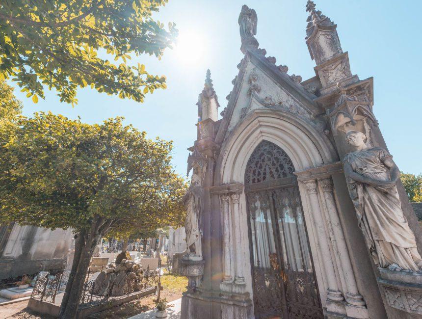 Cemiterio de Agramonte Porto Sehenswürdigkeiten