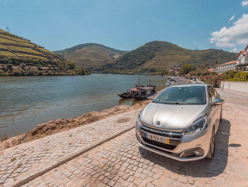 Douro Tal mit dem Auto