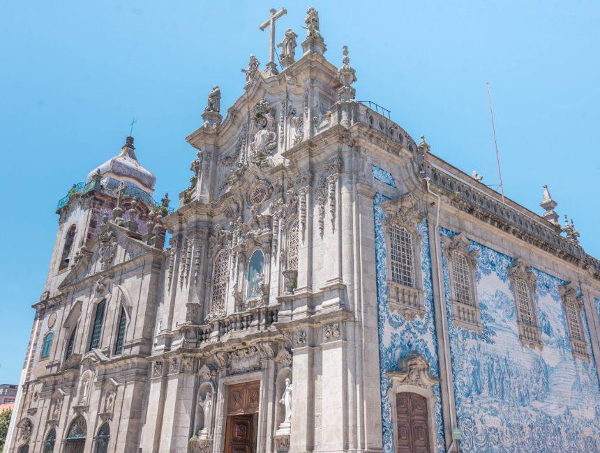 Igreja dos Carmelitas kirche Porto sehenswertes