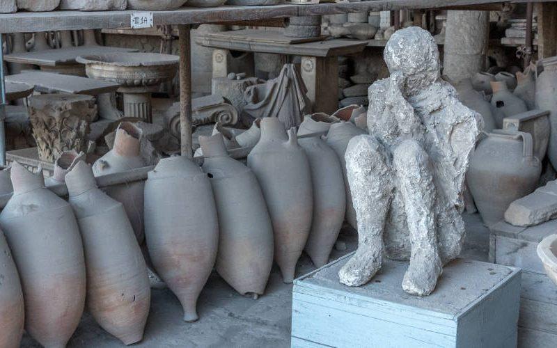 Pompeji Besuchen