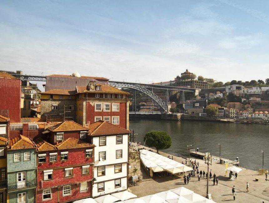 Ribeiro do Porto Hotel Aussicht