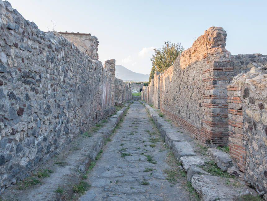 Römische Bräuche Pompeji Sehenswürdigkeiten
