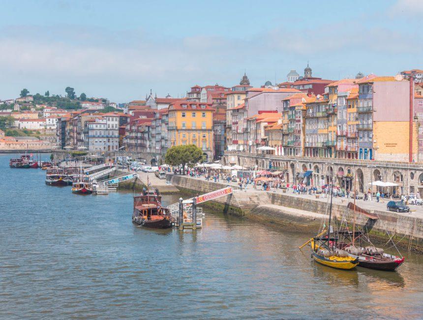 Zona Ribeirinha Porto