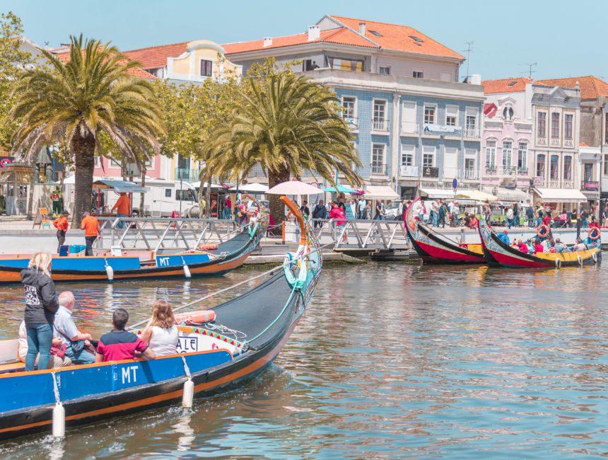 Aveiro Ausflugziele Porto