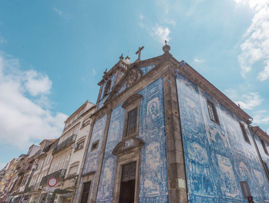 Capela das Almas Porto sehenswuerdigkeiten