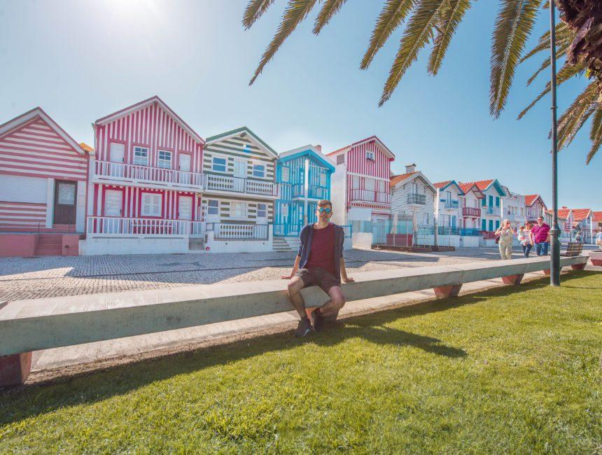 Costa Nova Attraktionen Porto