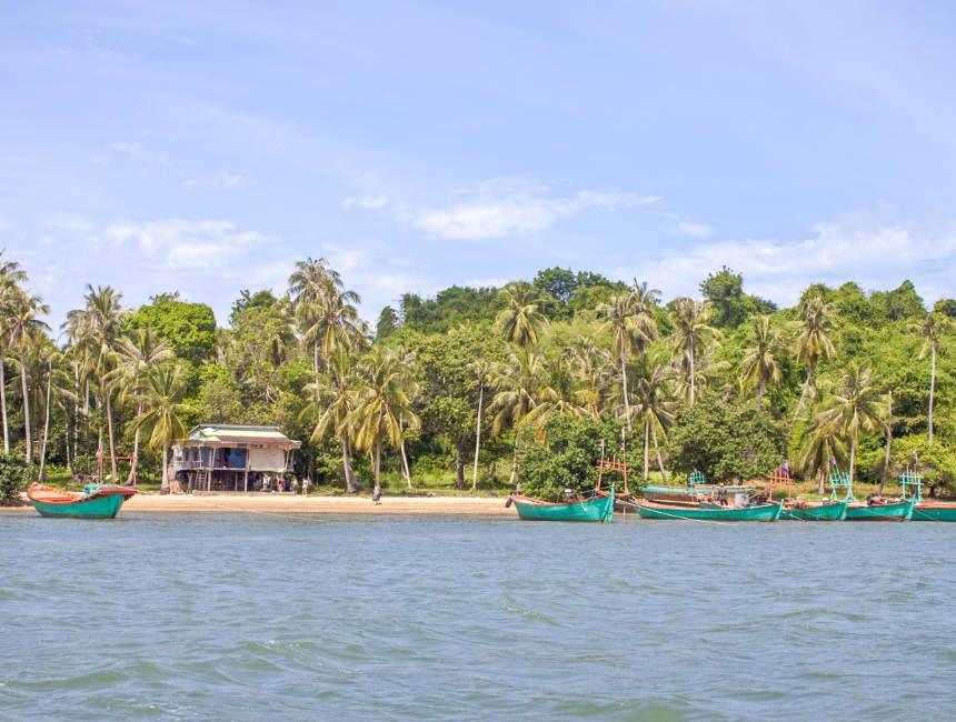 Koh Tonsay Kambodscha Sehenswuerdigkeiten